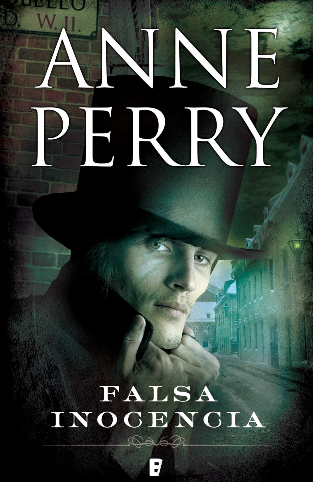 Falsa inocencia (Detective William Monk 16)