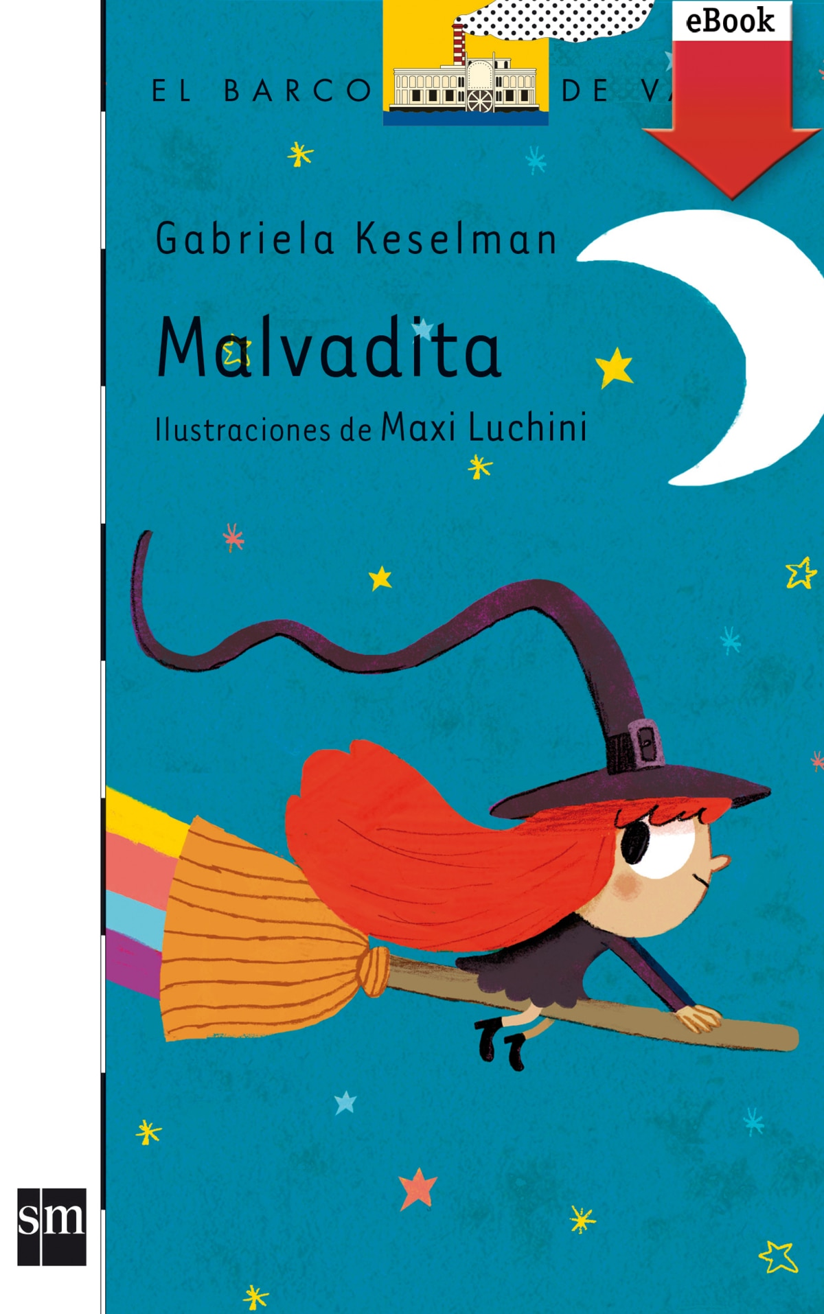 Malvadita (eBook-ePub)