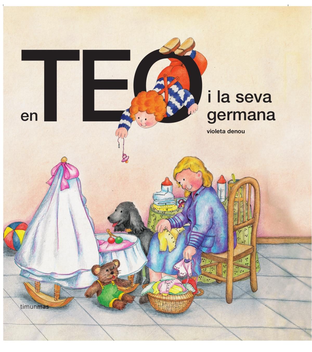 En Teo i la seva germana (Edició de 1985)