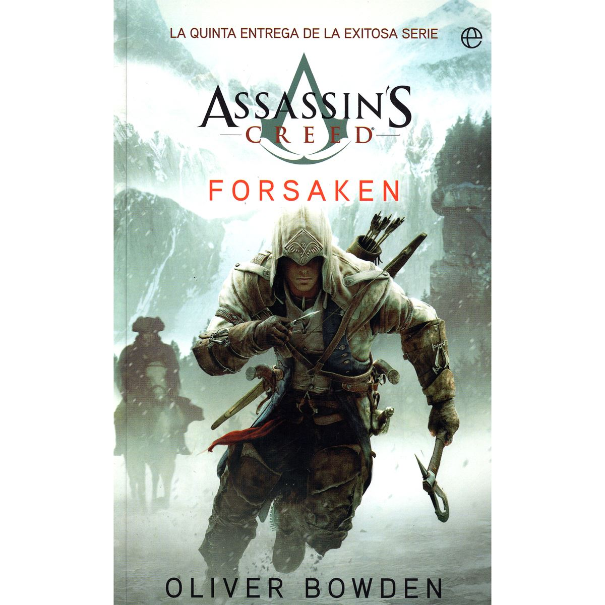 Assassin´s creed v. forsaken (bolsillo) Libro - Sanborns