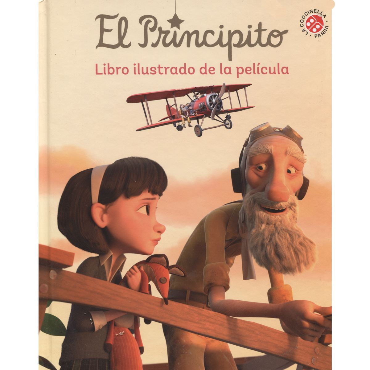 El principito libro ilustrado de la película Libro - Sanborns