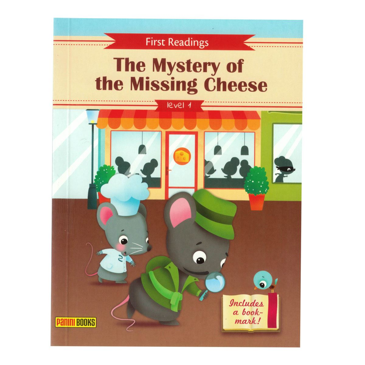 The Mystery Of The Missing Cheese - Level 1-