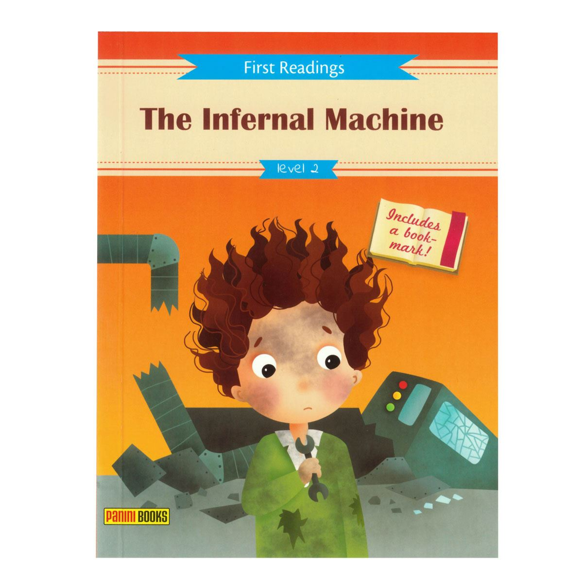 The Infernal Machine - Level 2-