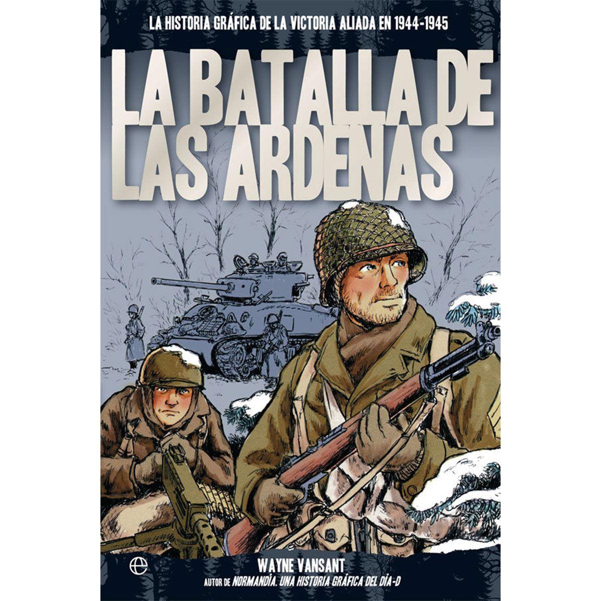 batalla de las Ardenas, La