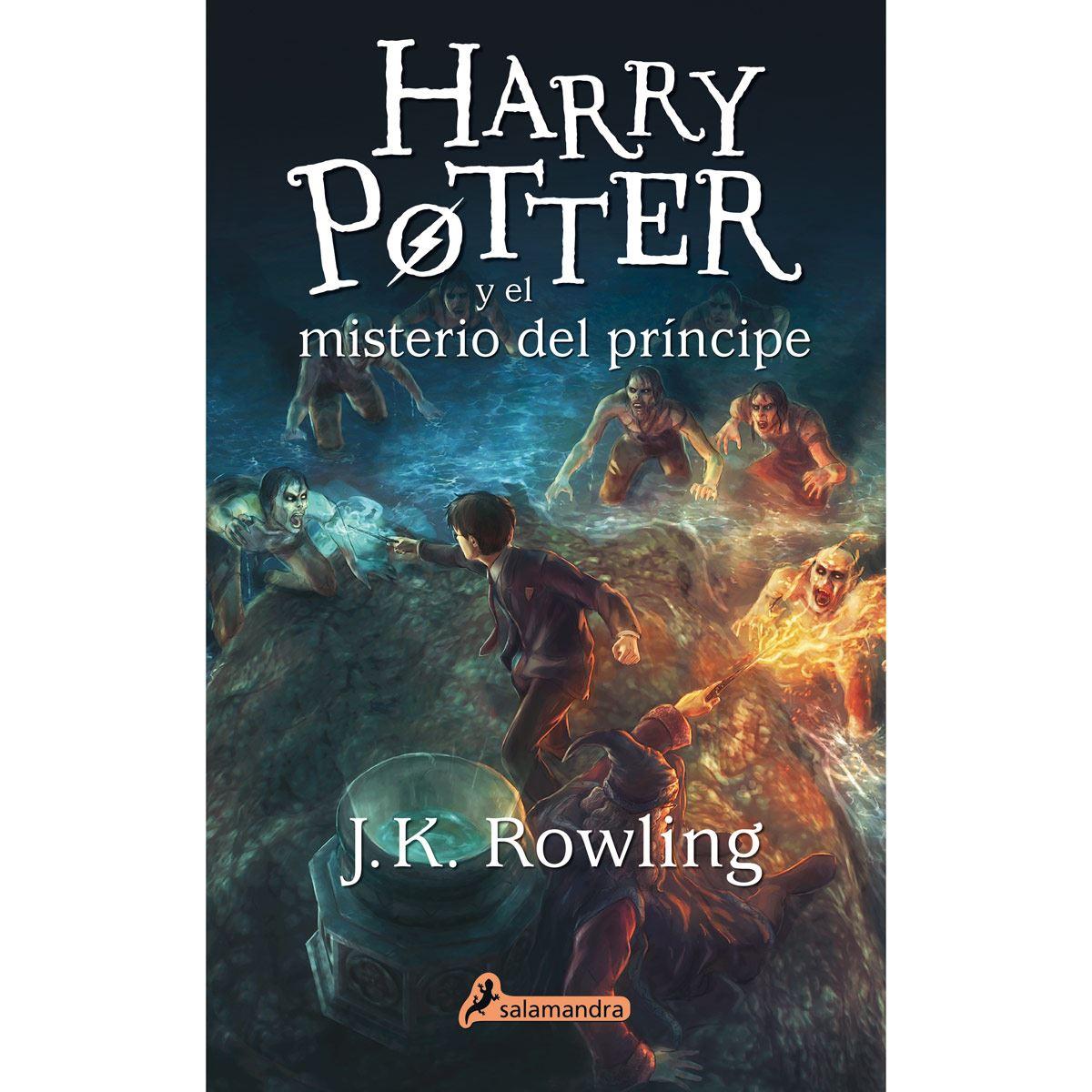 Harry Potter y el misterio del príncipe. Tomo 6