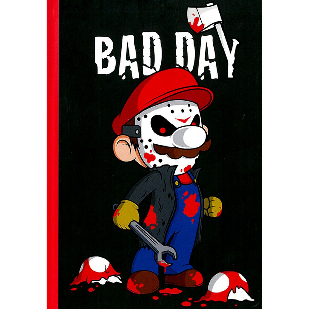Cuaderno bad day (calaveritas) Libro - Sanborns