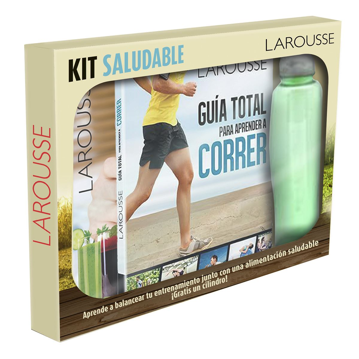 Kit Saludable con Cilindro