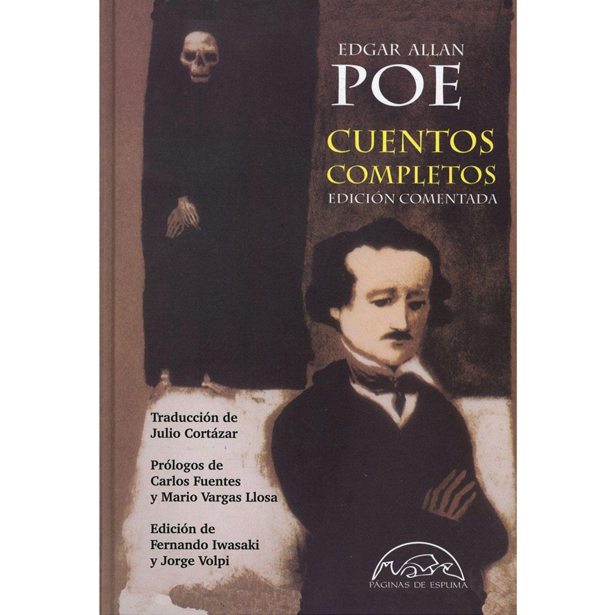 Cuentos completos Edgar Allan Poe