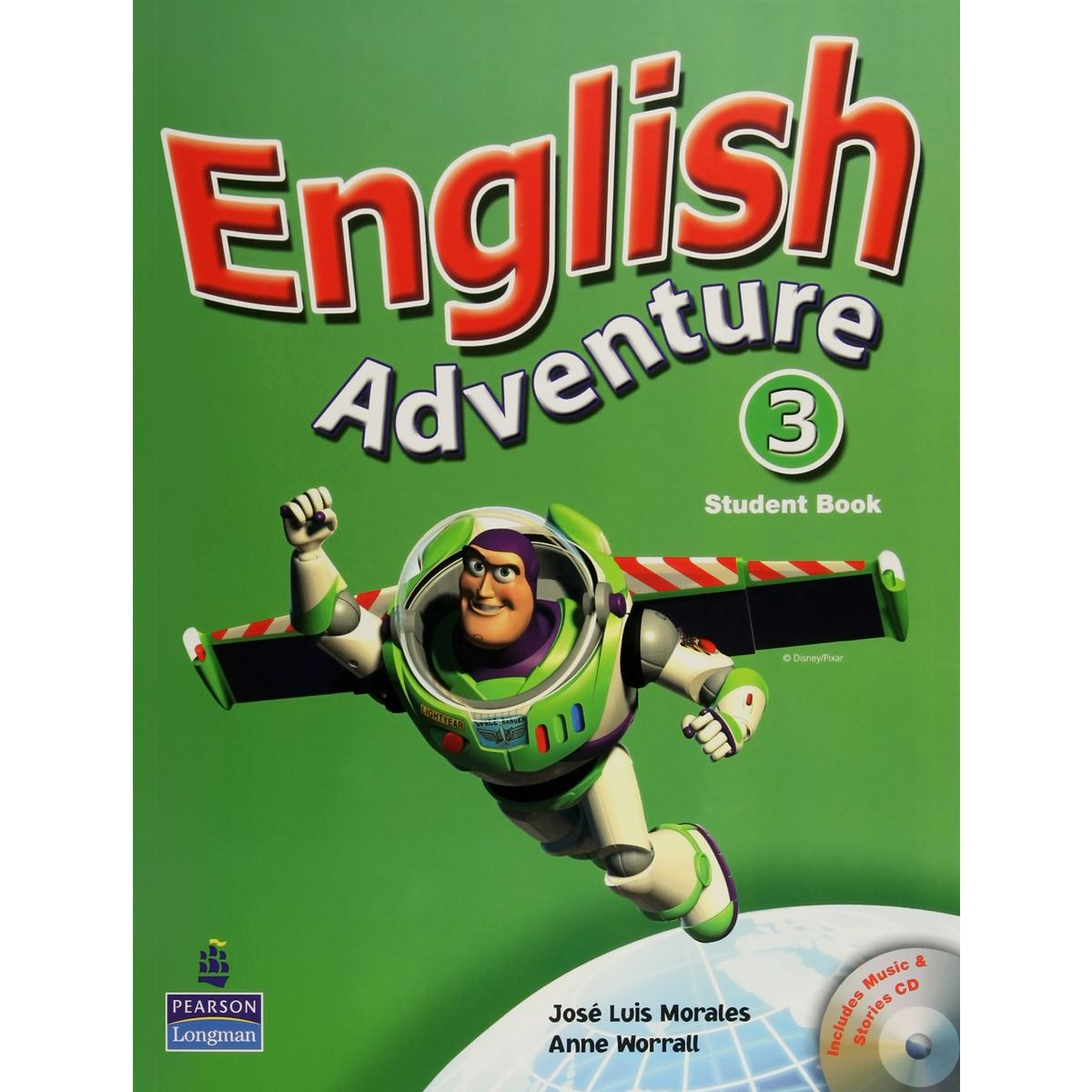 English Adventure 3 Sb And Cd Rom Pack