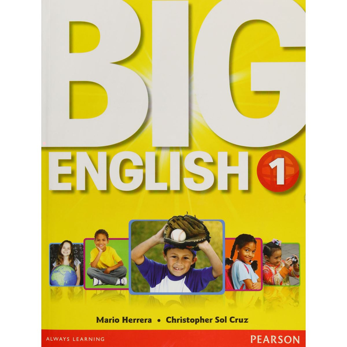 Big English 1 Sb With Cd Rom Pack