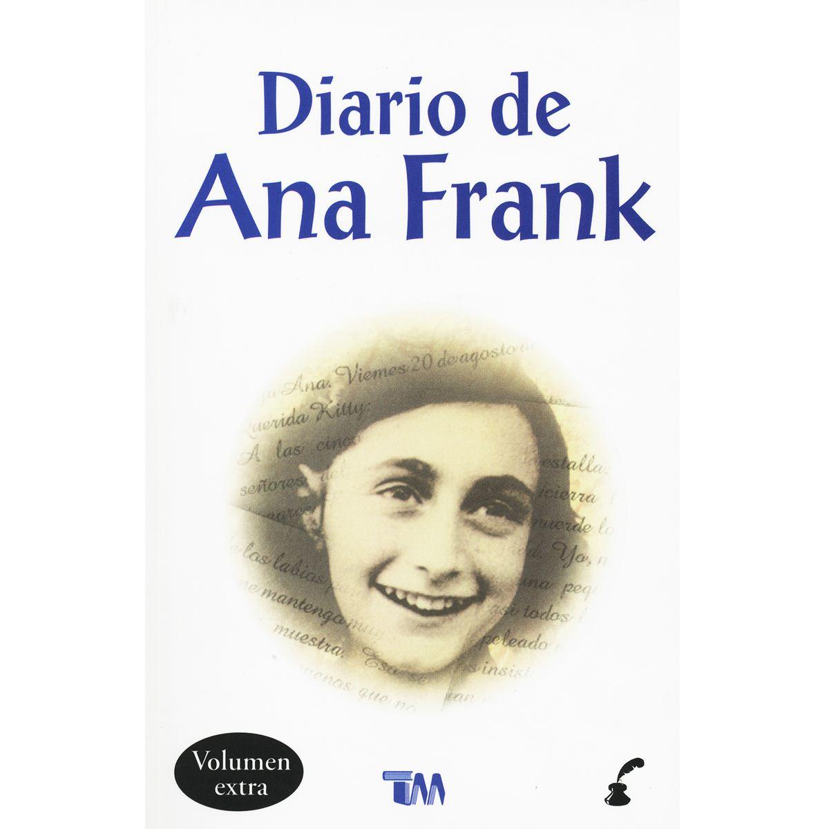 Diario de ana frank Libro - Sanborns