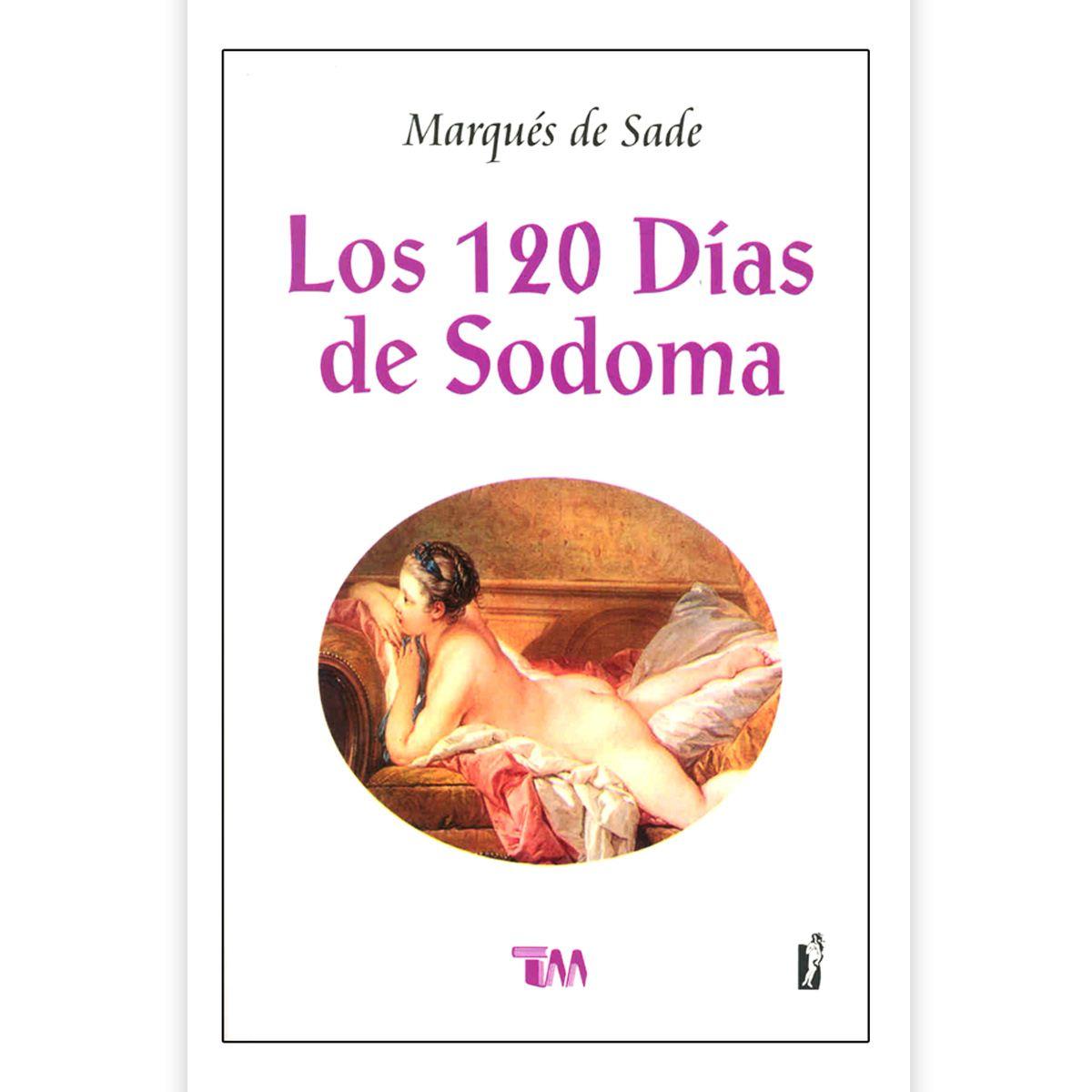 Los 120 días de sodoma Libro - Sanborns