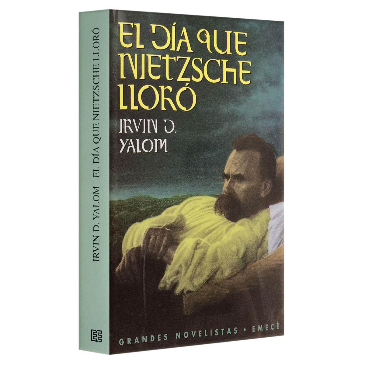 El día en que Nietzsche lloró