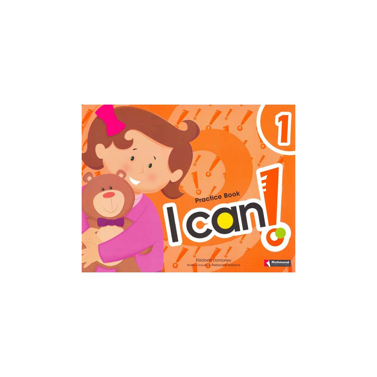 I Can! 1 Practice Book