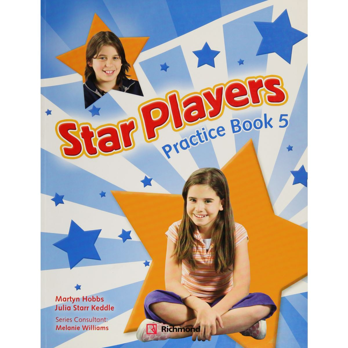 Star Players 5 Practice Book