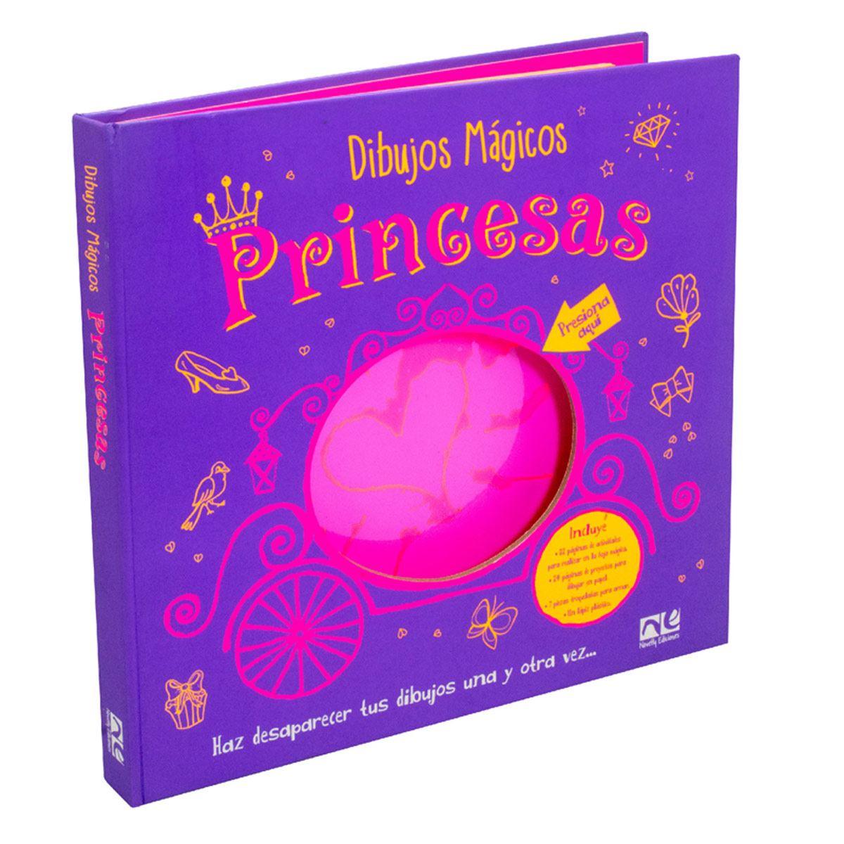 Dibujos Mágicos Princesas