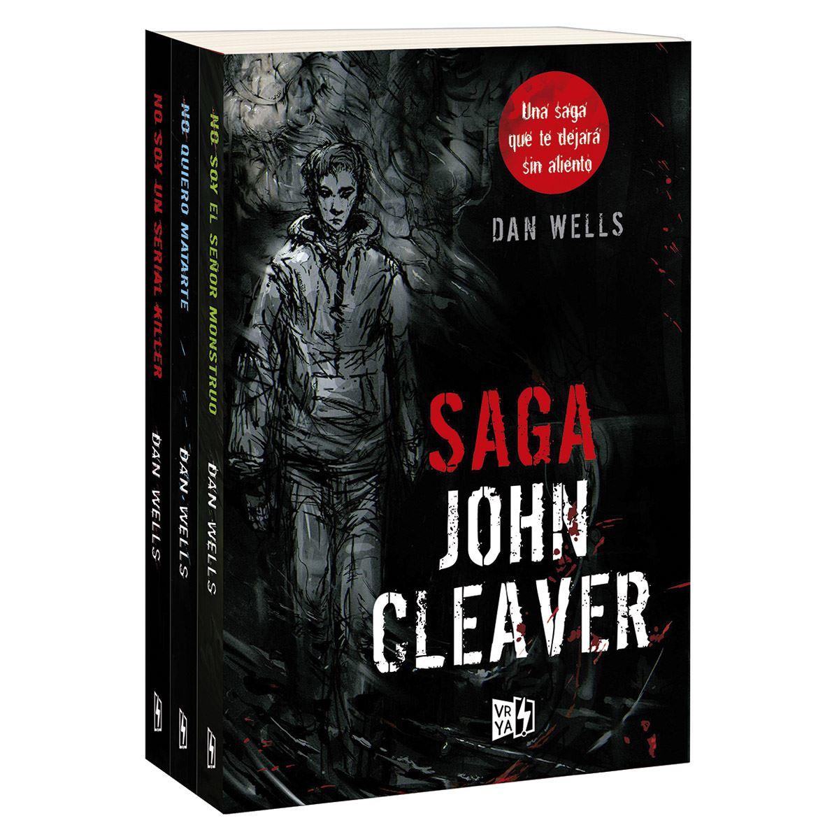 John cleaver pack Libro - Sanborns