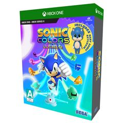 XBSX Sonic Colors Ultimate - Sanborns