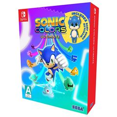 NSW Sonic Colors Ultimate - Sanborns