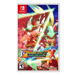 Preventa Mega Man Zero ZX Legacy Collection Nintendo Switch - Sanborns