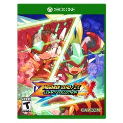 Preventa Mega Man Zero ZX Legacy Collection Xbox One - Sanborns
