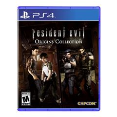 PS4 Resident Evil Origins - Sanborns