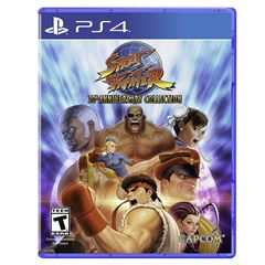 PS4 Street Fighter 30 Aniversario - Sanborns