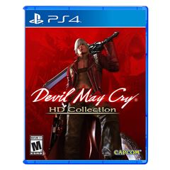 PS4-Devil May Cry HD Collection - Sanborns
