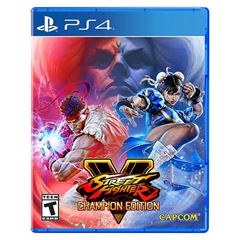 Street Fighter V: Champion Edition PlayStation 4 - Sanborns