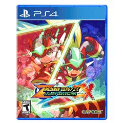 Mega Man Zero ZX Legacy Collection PS4 - Sanborns