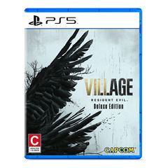 PS5 Resident Evil Village Deluxe - Sanborns