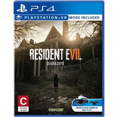 PS4 Resident Evil 7 - Sanborns