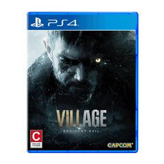 Preventa PS4 Resident Evil Village - Sanborns