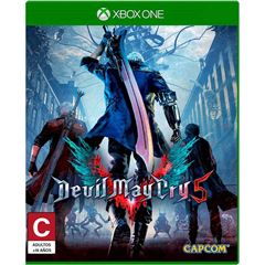 Xbox One Devil May Cry 5 - Sanborns