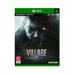Xbox One Resident Evil Village - Sanborns