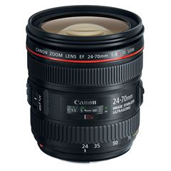 Lente Canon EF LENS 24-70/4L IS USM - Sanborns