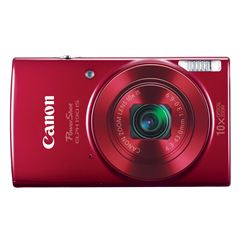 Cámara Canon Elph 190 Is 20mp Roja - Sanborns
