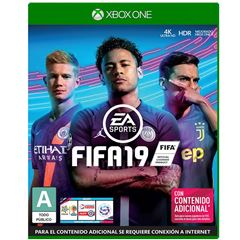 Xbox One Fifa 19 - Sanborns