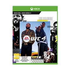 Xbox One UFC 4 - Sanborns