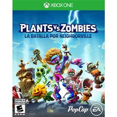 Plants vs. Zombies - La Batalla por Neighborville Xbox One - Sanborns
