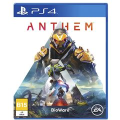 PS4 Anthem - Sanborns