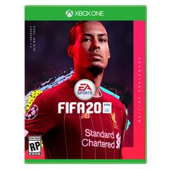 Preventa Xbox One Fifa 20 Deluxe Edition - Sanborns