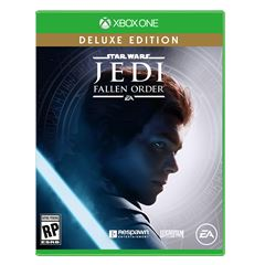 Star Wars Jedi Fallen Order Deluxe Edition Xbox One - Sanborns