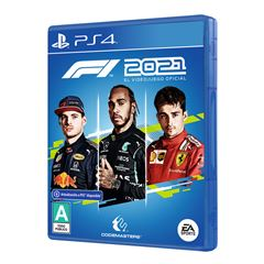 PS4 F1 2021 - Sanborns