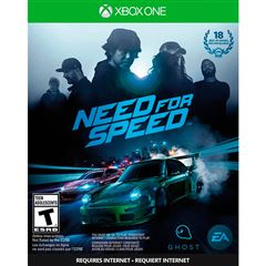Xbox One Need For Speed - Sanborns