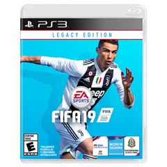 PS3 Fifa 19 - Sanborns