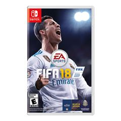 Nintendo Switch Fifa 18 - Sanborns