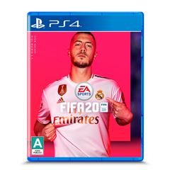 PS4 Fifa 20 - Sanborns