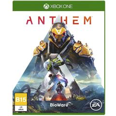 Xbox One Anthem - Sanborns