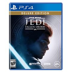 Preventa PS4 Star Wars Jedi Fallen Order Deluxe Edition - Sanborns